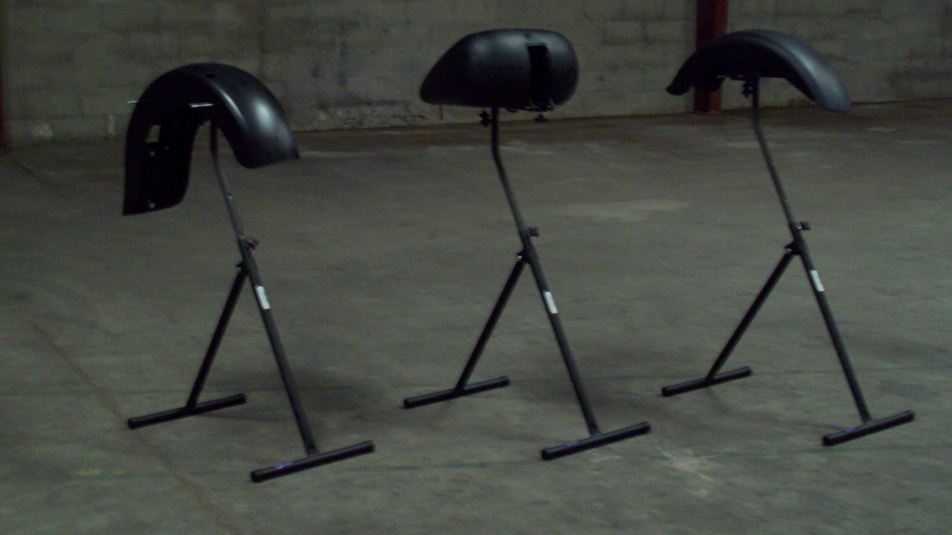 3CS100 PD deluxe motorcycle paint stands