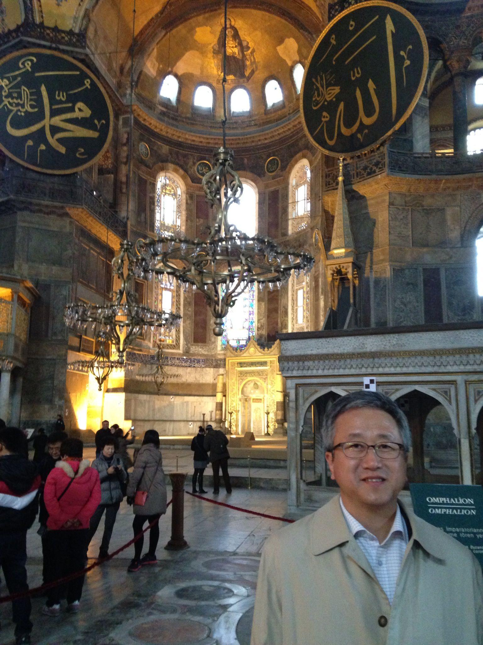 이스탄불 성소피아성당
