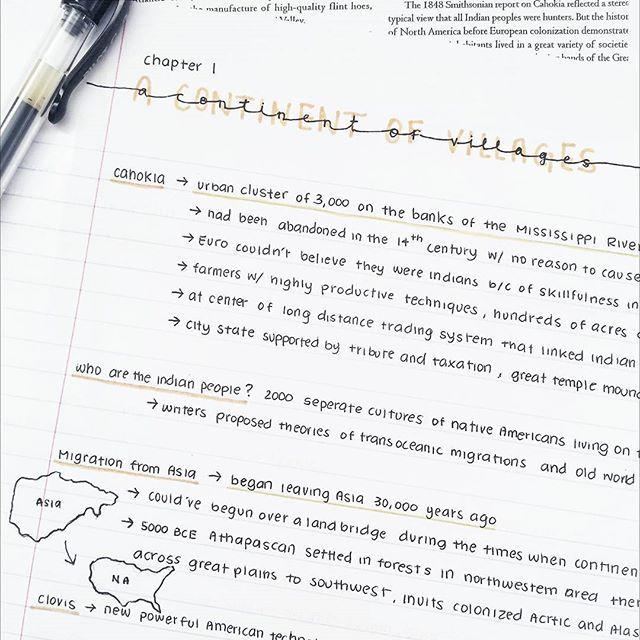 apush study notes