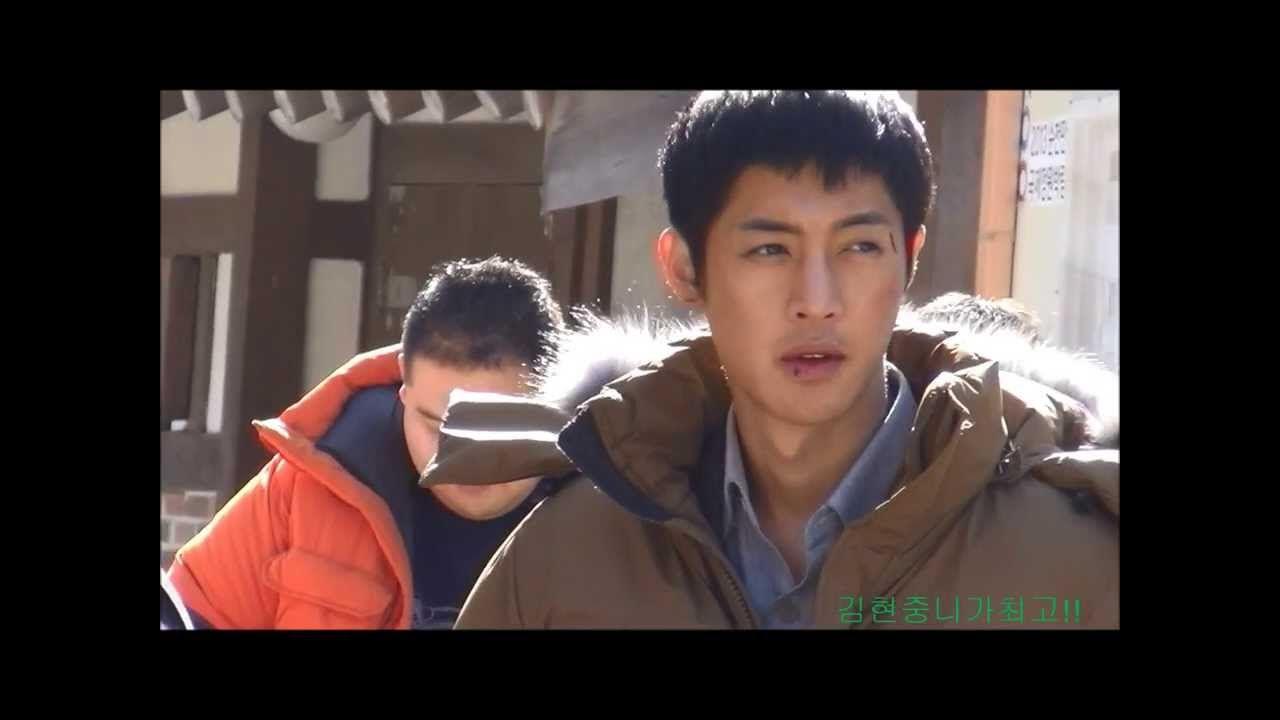 20140127  KBS감격시대 순천세트장 점심시간 김현중  KIM HYUN JOONG / TIME 3:35 -POSTED 27JAN2014 - IG FILMING