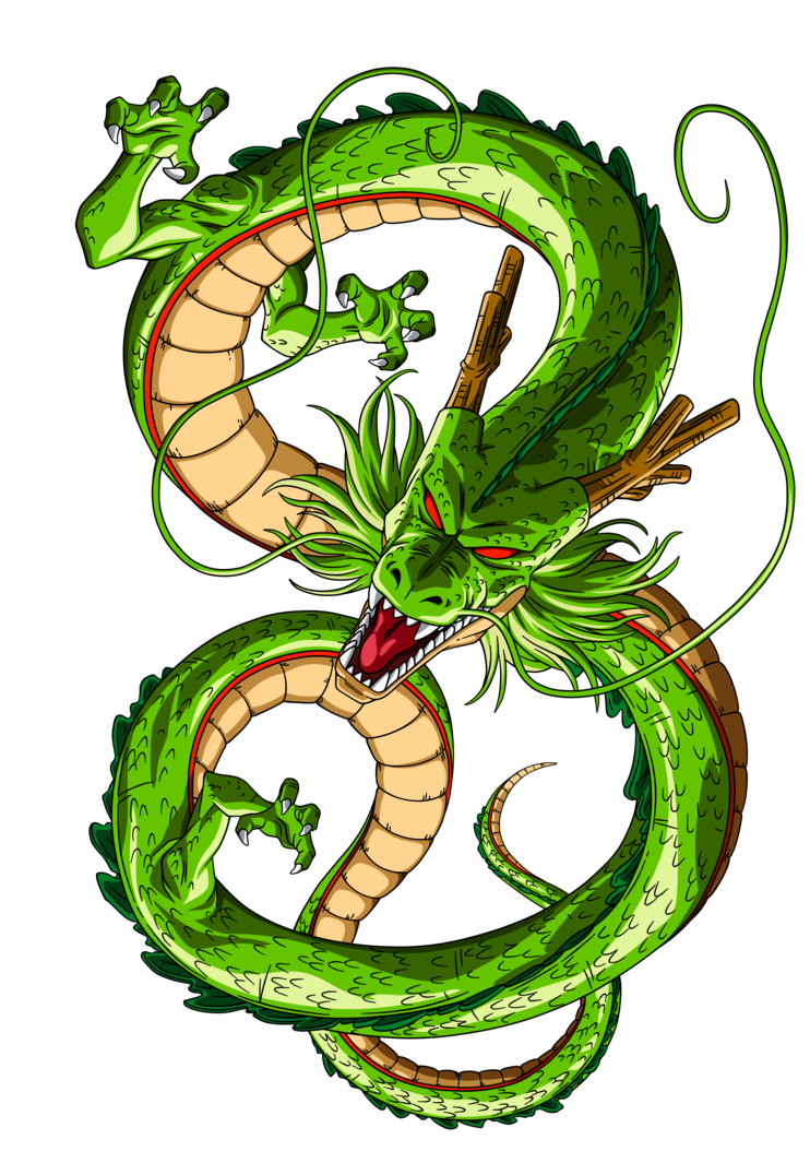 Shenron By Orco05 On Deviantart Dragon Ball Tattoo Dragon Ball Artwork Dragon Ball Wallpapers