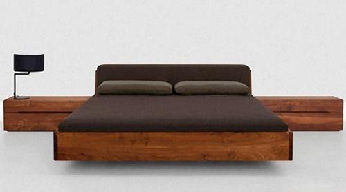 Recamaras modernas mi recamara pinterest recamara for Recamaras de madera modernas king