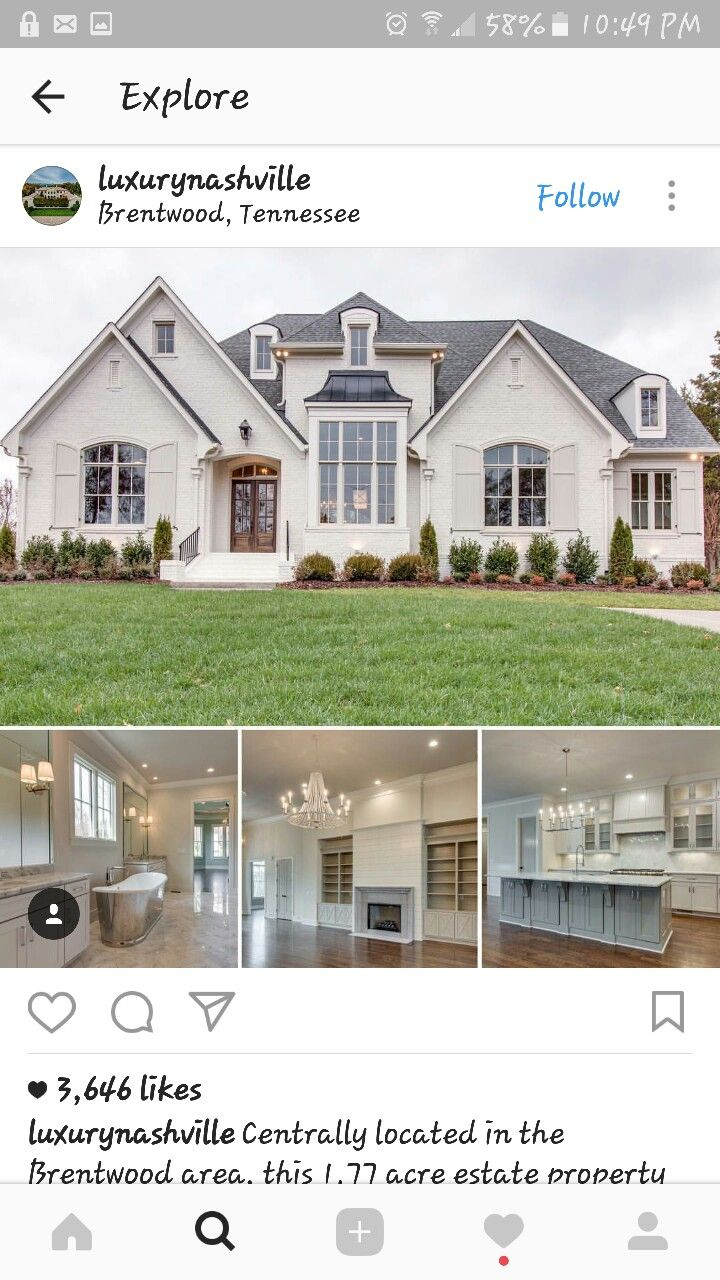 My Dream Outside Paint Colors Humble Abode Curb Appeal Mountain Homes My