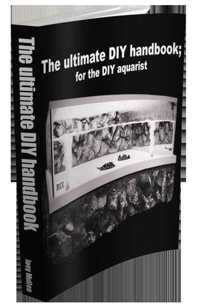 The King Of Diy Diy Book Diy Aquarium Design