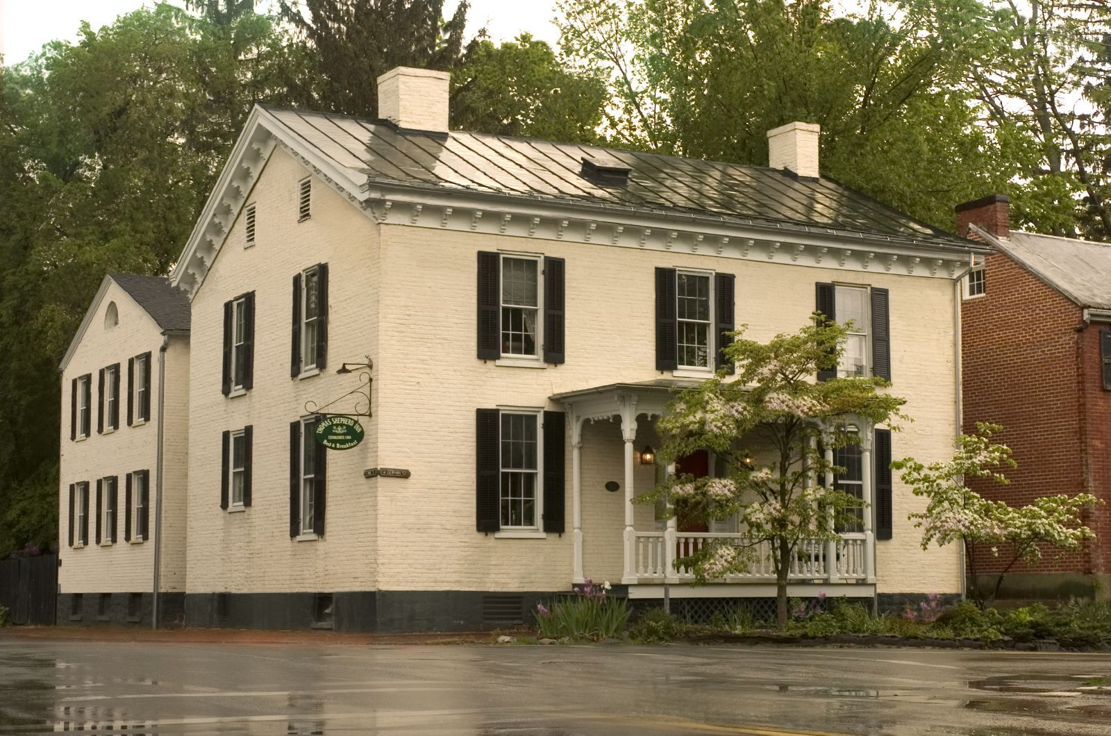 West Va Thomas Shepherd Inn Shepherdstown Wv Select Registry Bed Breakfasts Inns