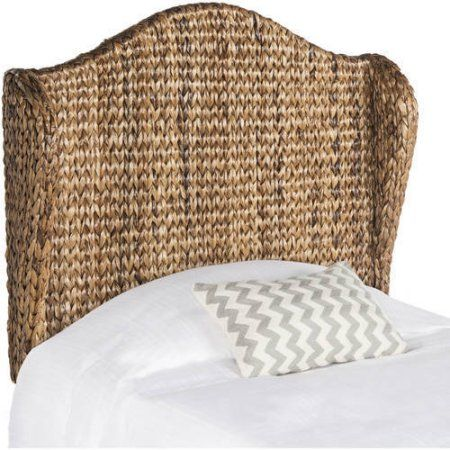 Safavieh Nadine Winged Headboard, Available in Multiple Colors and ...