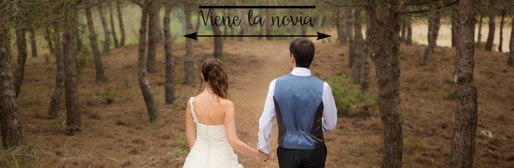 El bosque encantado. www.vienelanovia.com