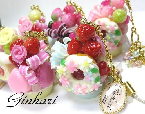 ginhari sweets