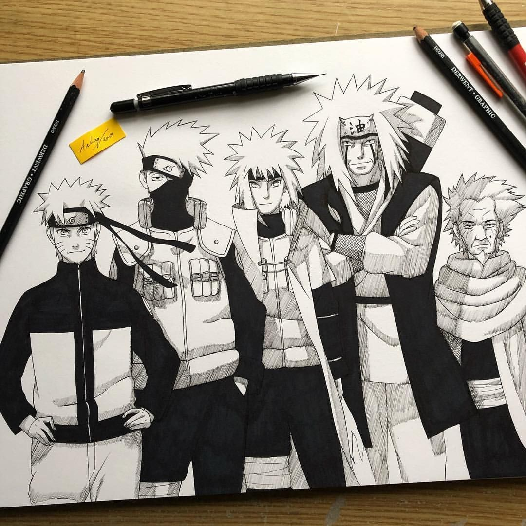 Behind The Scenes By arshaq1409 Anime character drawing