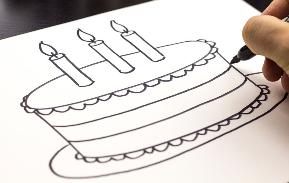 17 Best images about Social C – Birthday Card Drawing Ideas