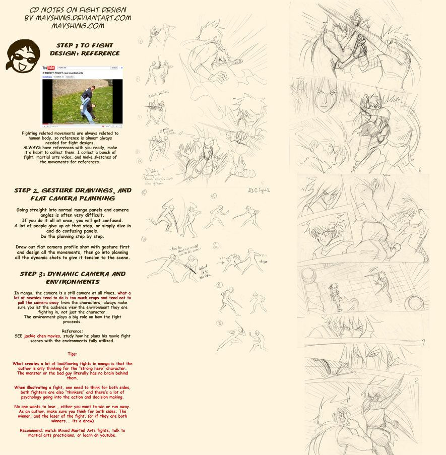 How To Draw Action Fight Scene By Mayshing Deviantart Com On Deviantart Action Fight Anime Fight Drawings