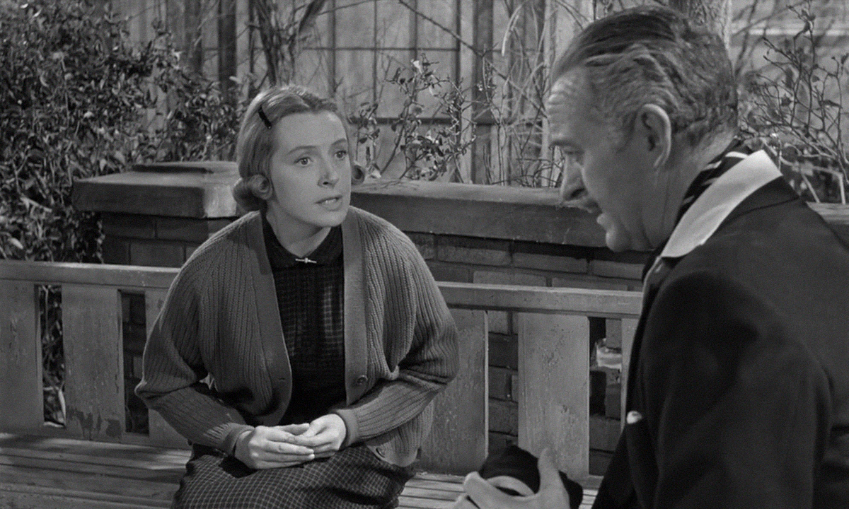 Separate Tables (1958) Deborah Kerr,   Deborah kerr, Old movies, Movie  scenes
