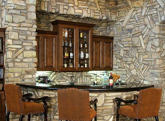 Custom Bar   Stonecreek Furniture...LOVE!