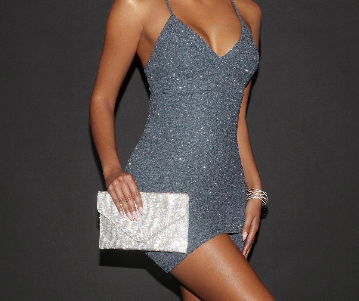 Winner Is Envelope Clutch In 2021 18th Birthday Outfit 16th Birthday Outfit Party Outfits Night [ 1000 x 1193 Pixel ]