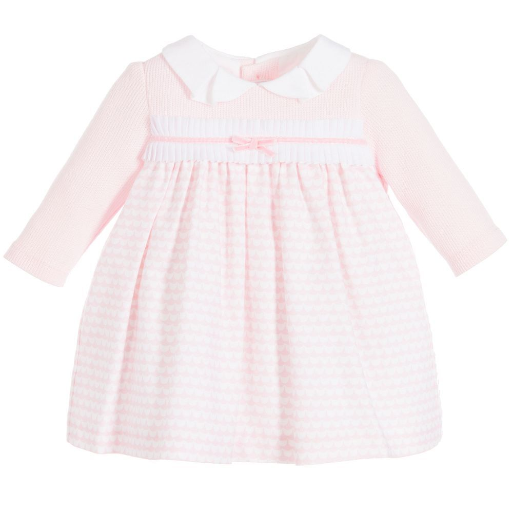 7b91c4f16ed3 Baby Girls Pink Dress | Kids online, Babies and Baby girl dresses