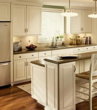 White Kitchen Ideas That Range From Contemporary to ...