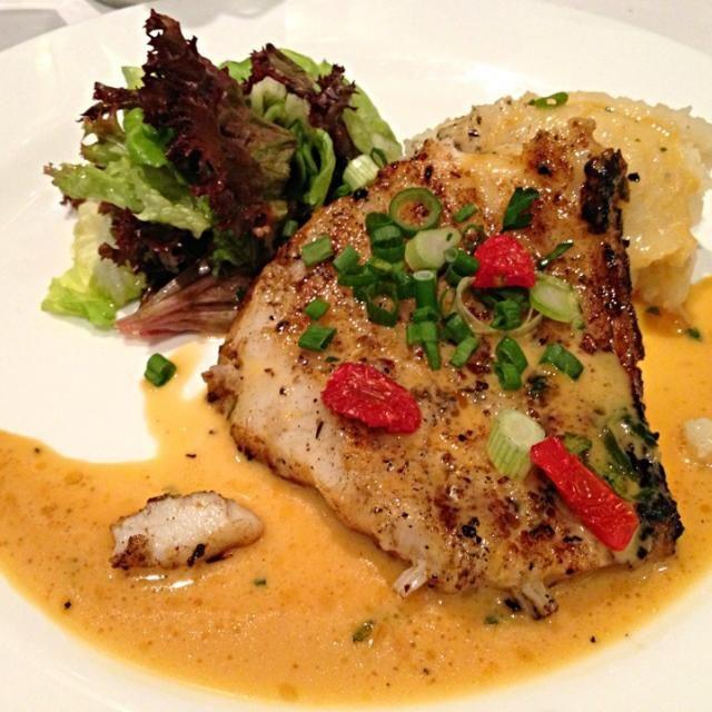 レシピとお料理がひらめくSnapDish - 15件のもぐもぐ - Pan seared black cod by Nicholas Tay