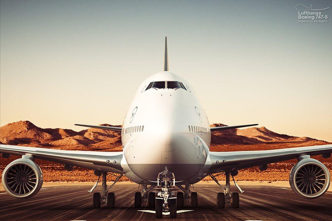 Lufthansa Boeing B7478 / LH Magazine images (Dengan gambar)