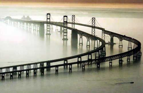 Sidu River Bridge in China
