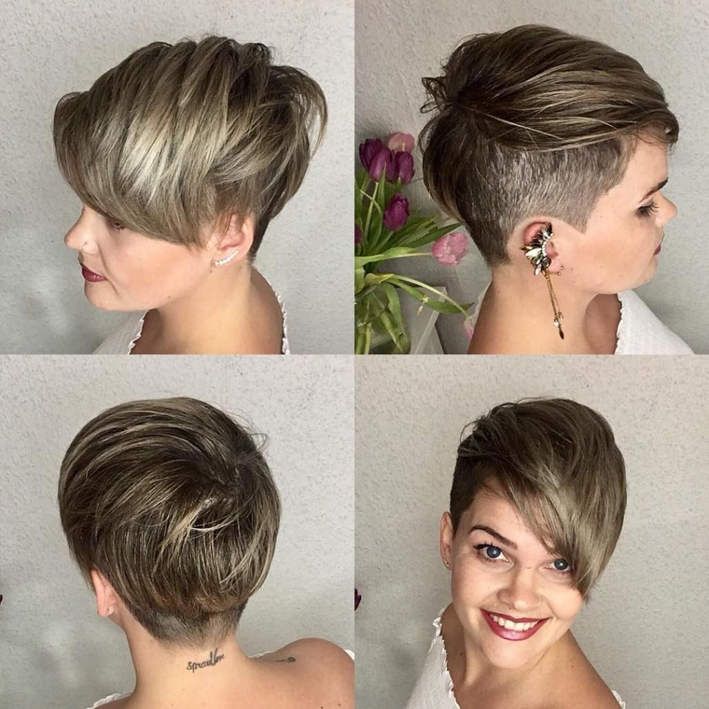 10 Easy Hairstyles For Short Hair With Quick Video Tutorials In 2020 Short Hair Styles Easy Easy Hairstyles Short Hair Styles