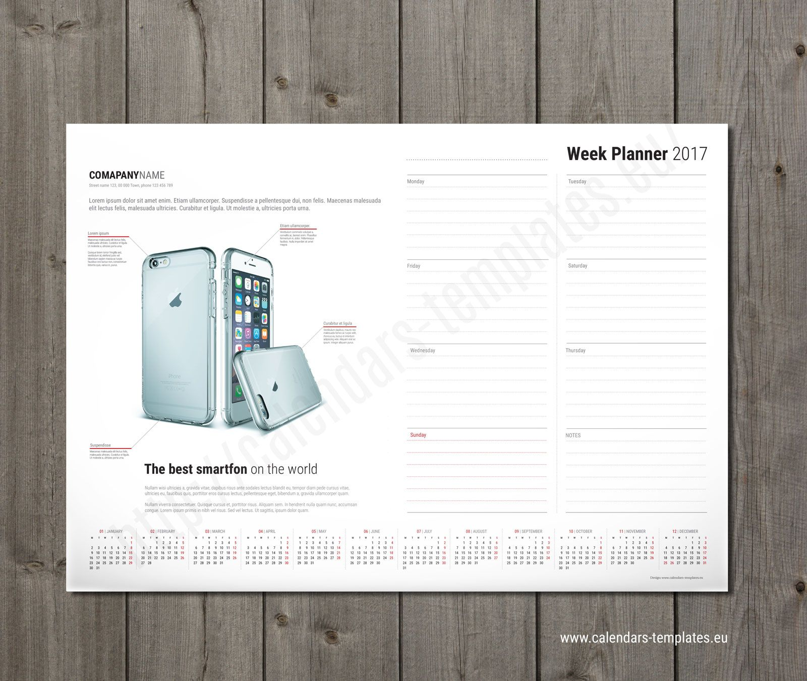 Agenda Planner, Weekly Planner, Weekly Agenda, Calendar Templates,  Planners, Self, Schedule Templates, Organizers