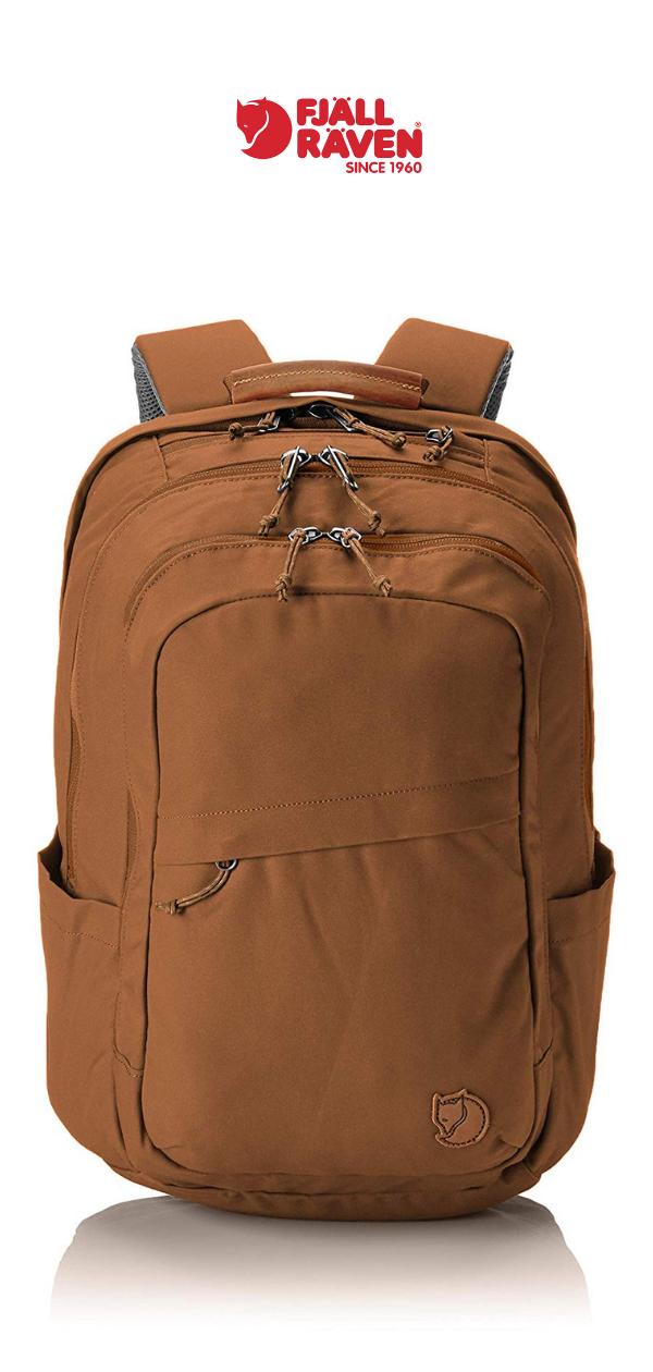 13508c7d27 Fjallraven Raven 28L Laptop and Travel Everyday Backpack