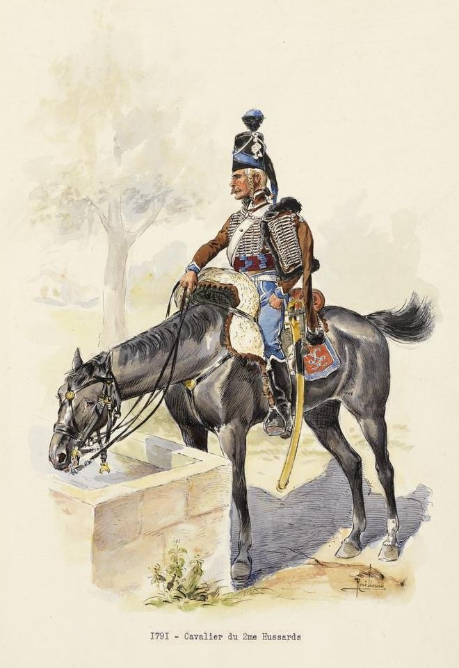 Hussars uniform - Page 10 - Armchair General and ...