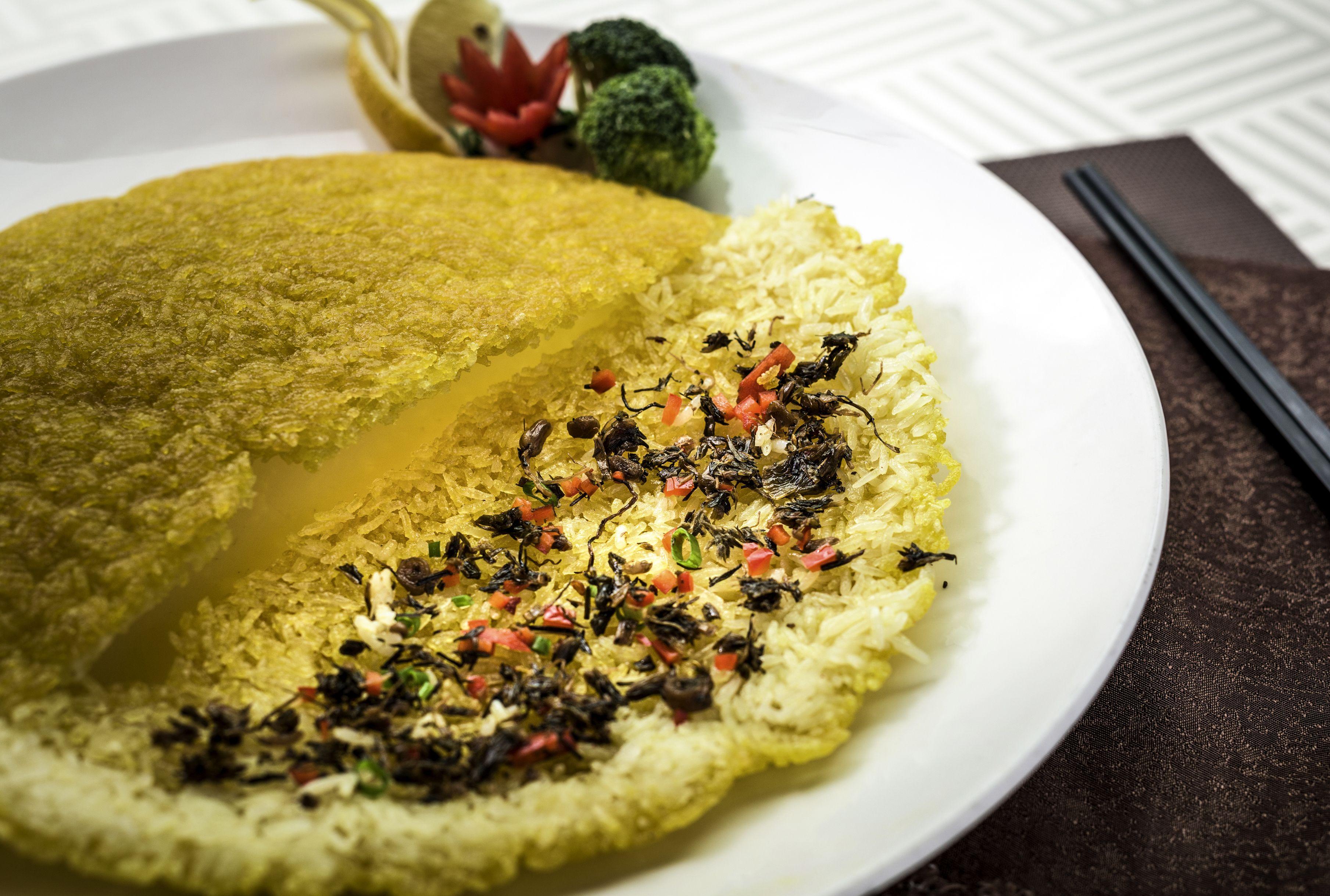 Food @ AccorHotels: rice galette