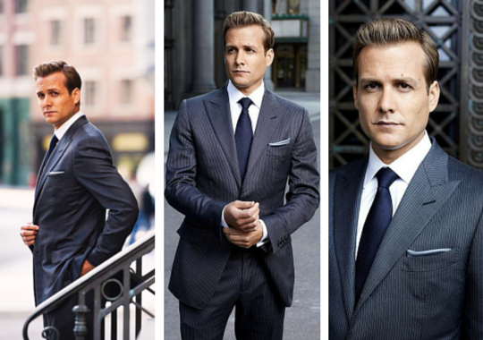 653ac2812bf Men of Style  How To Dress Like Harvey Specter from Suits