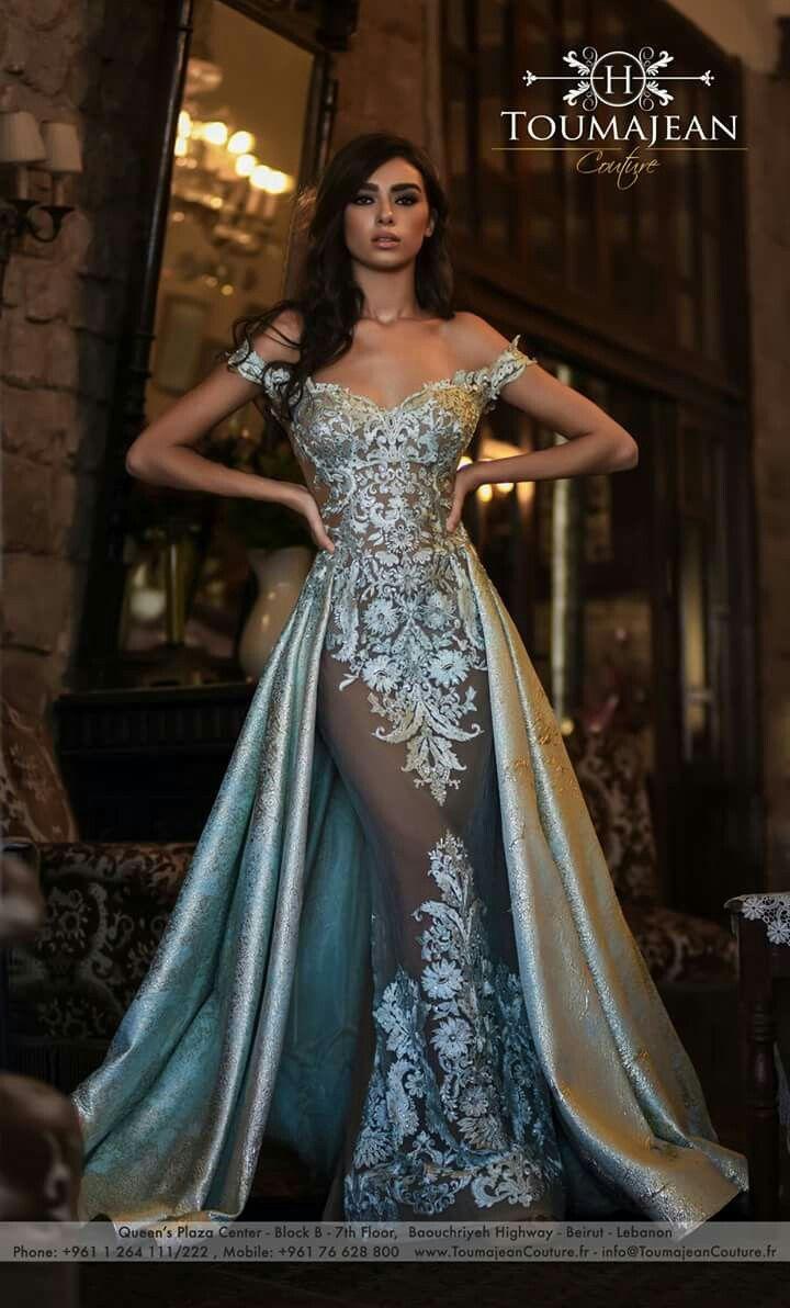 Pin von Marwa Ali Deeb auf Dresses ♡ | Pinterest | Ballkleid ...