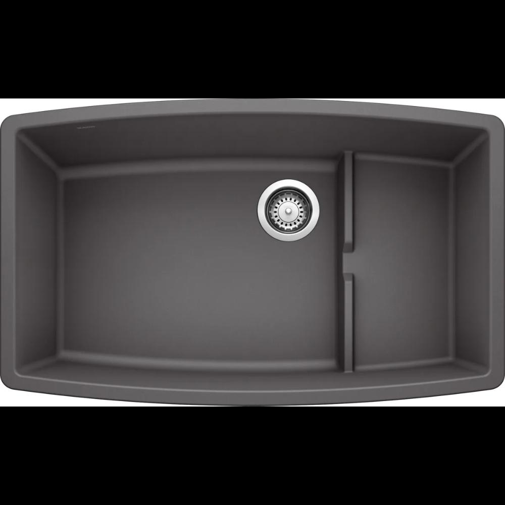 Blanco 440066 Build Com Single Bowl Kitchen Sink Stainless Steel Kitchen Sink Composite Kitchen Sinks