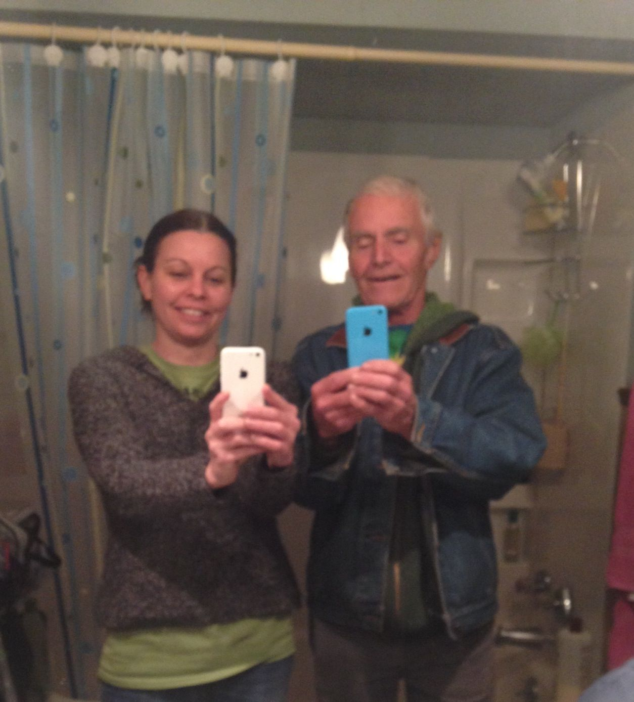 Kate & Don | Mirror selfie, Selfie, Old and new