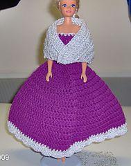 Ravelry: Barbie Winter Formal pattern by Marenka