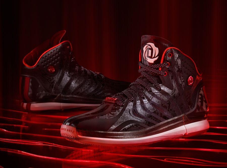 adidas basketball shoes rose 4