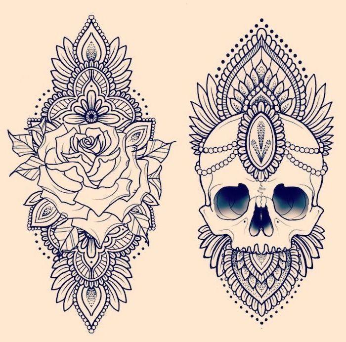 Photo of ▷ 1001 + Ideen für die Schönheit und Symbolik eines Mandala-Tattoos