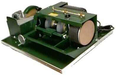 6 Combination Lapidary Units Saw Grinder Polisher This Would Be Awesome To Find Under My Christmas Tree Or Even Lapidary Supplies Lapidary Rough Jewelry