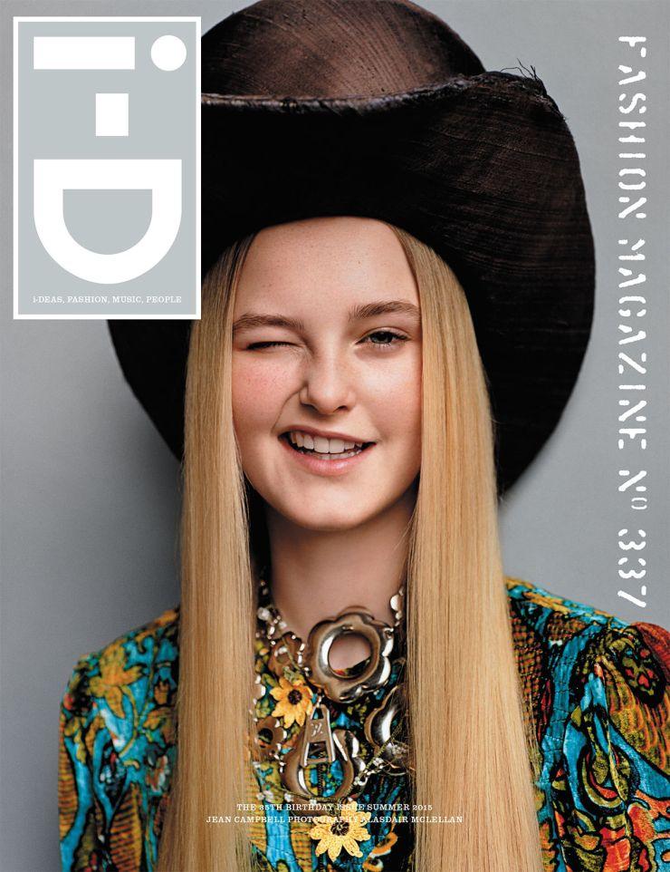 Alasdair McLellan for i-D Magazine Summer 2015