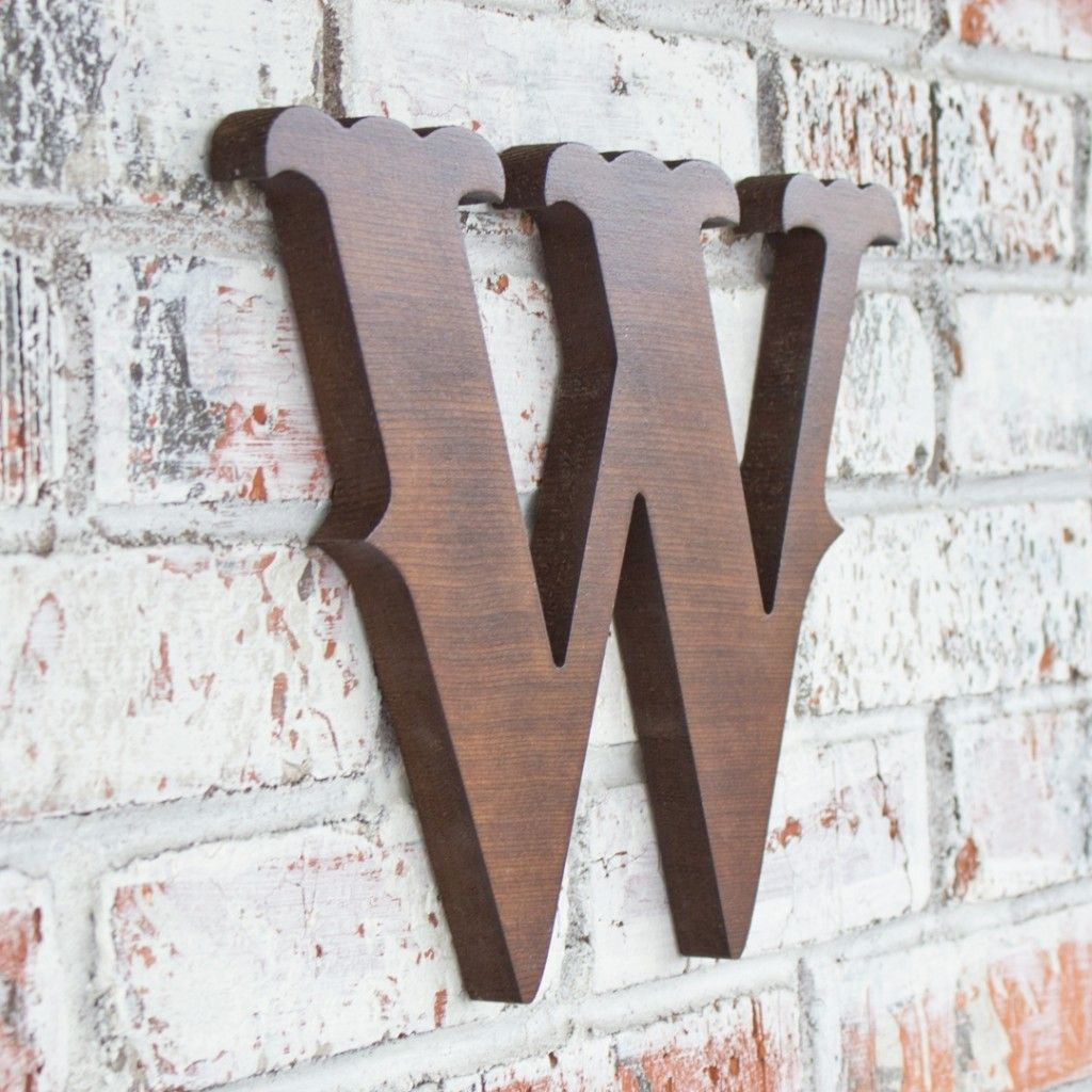Painted Outdoor Wood Letters Stained Cedar Craftcuts Com Large Wood Letters Wood Letters Outdoor Wood