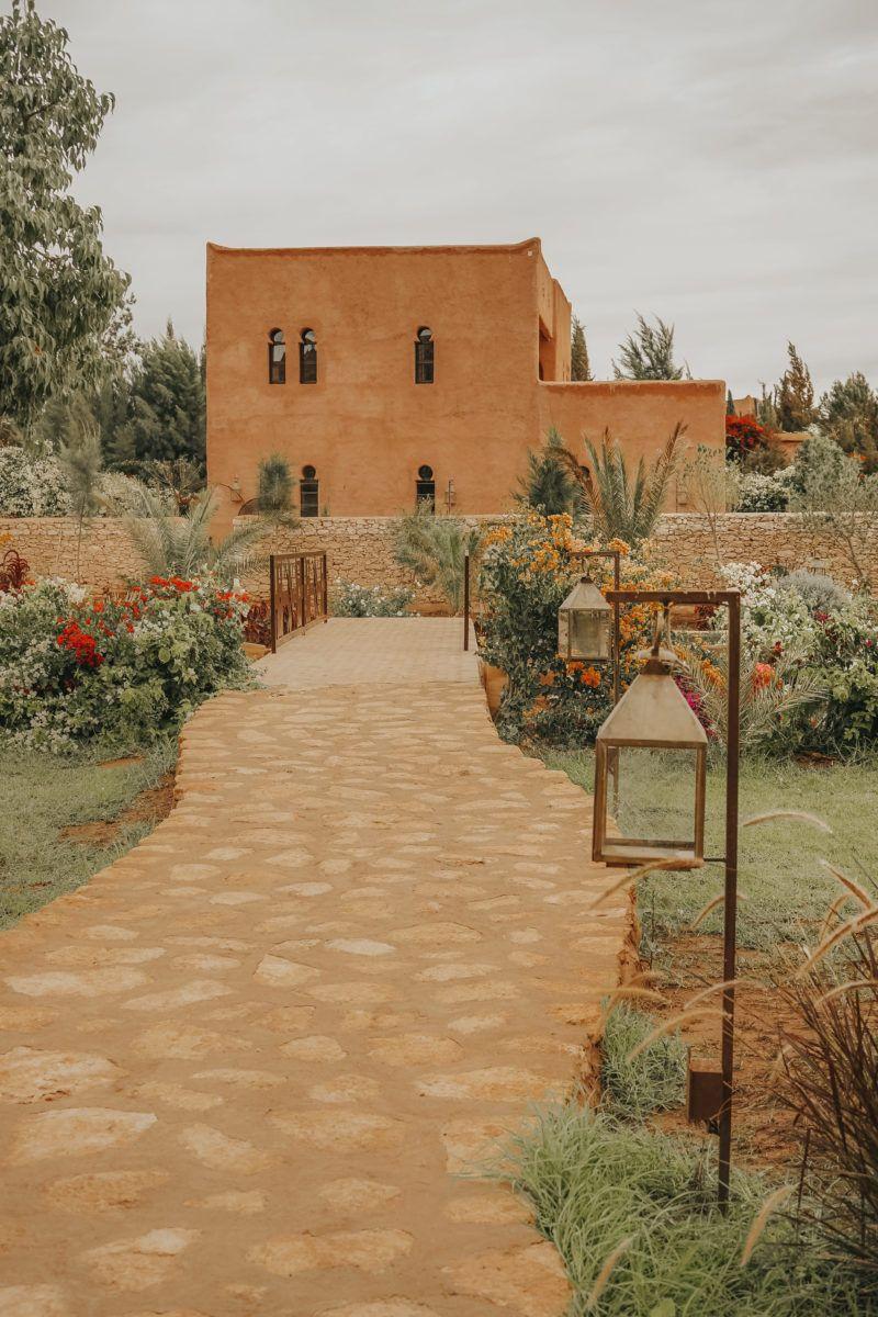 Hotel Review Le Jardin Des Douars Essaouira Morocco Hotel