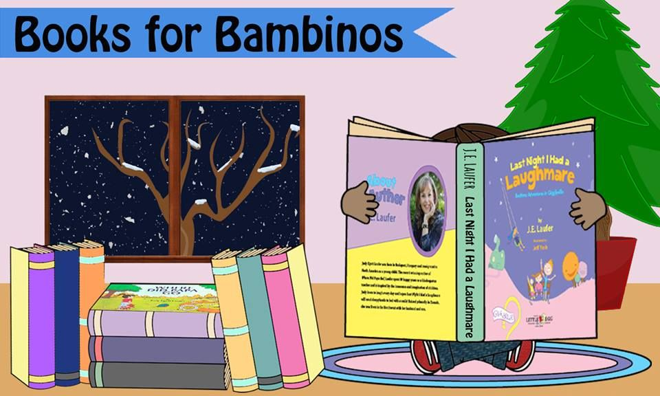 The #BooksforBambinos program is still going strong! If you want to #donate books to children in need, contact us at littleegg@cox.net.