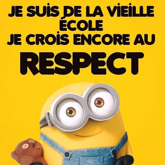 Le Respect Humour Dictons Drole Citations Drôles