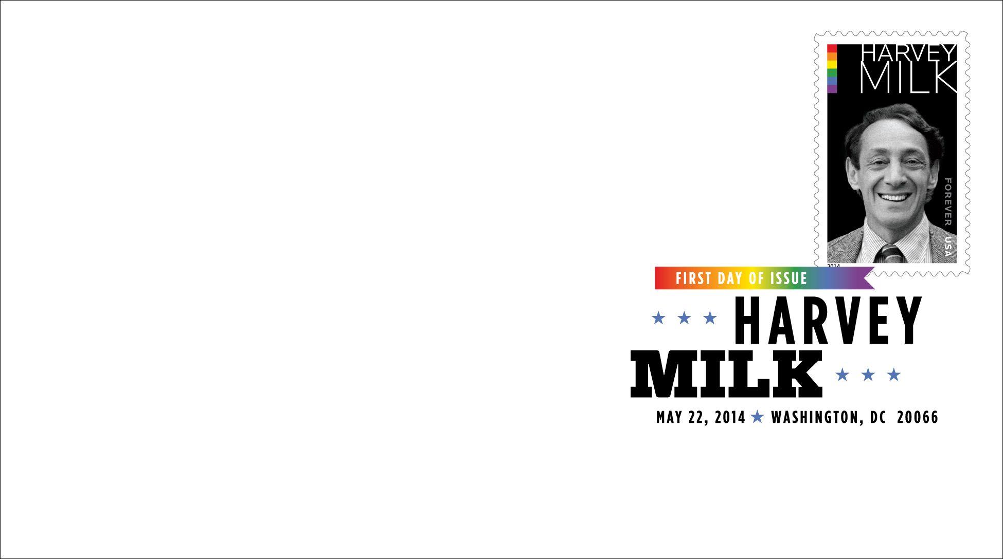 Harvey Milk, Forever® USPS Stamps Usps stamps, Harvey milk
