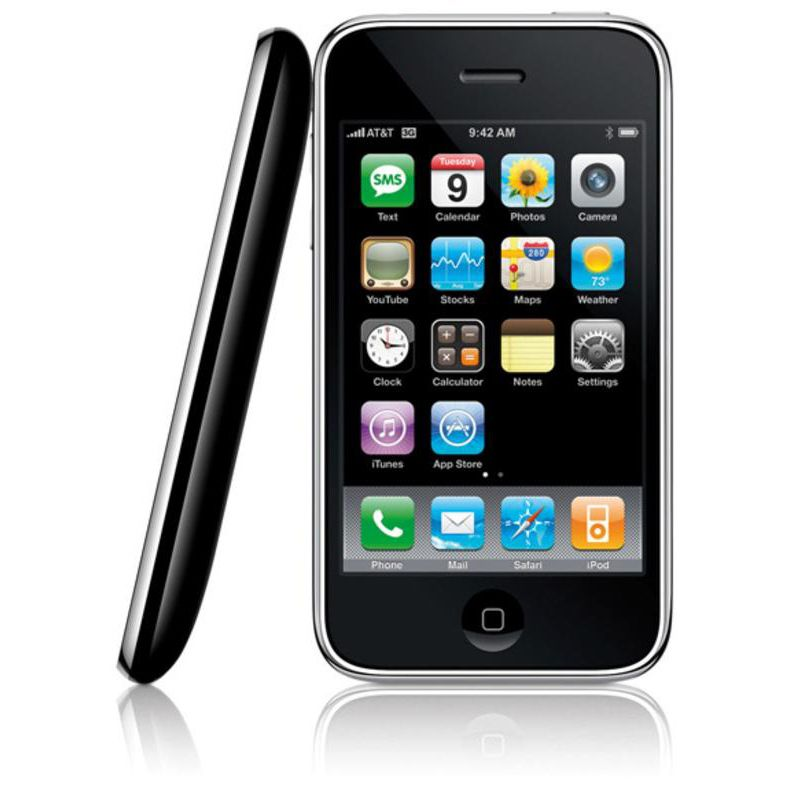 Unlocked IPhone 3GS! With 8GB Storage!