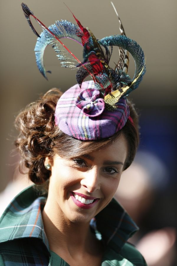 Cheltenham Gold Cup 2016 Outrageous Hats Seen At The