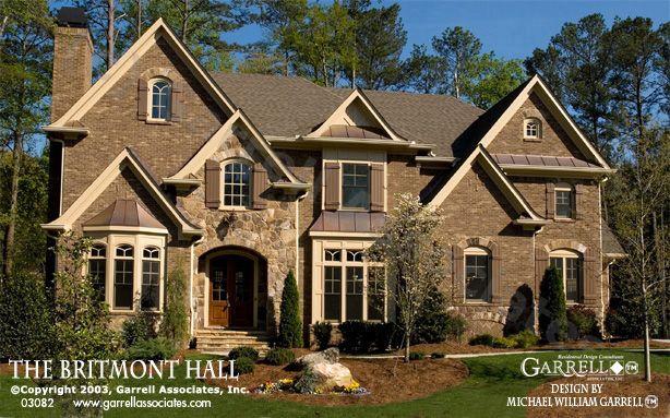 Britmont Hall House Plan 03082