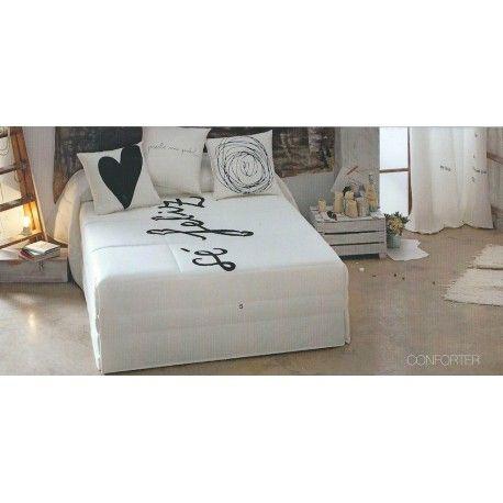 Conforter s feliz viste tu cama en pocas de entre - Tiempo en camas ...