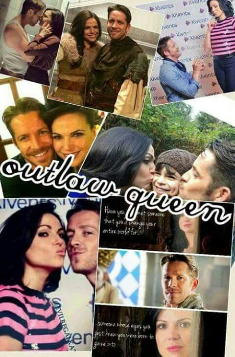 OutlawQueen forever outlawqueen is life❤