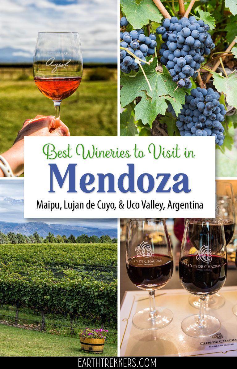 Mendoza Wine Region How To Plan The Perfect Visit Mendoza Wine