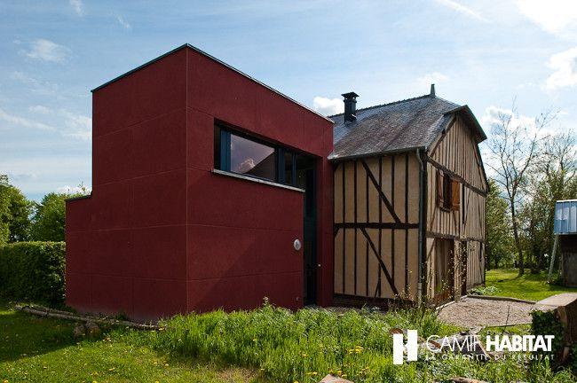 Extension de maison à Rocquigny #extension #maison    wwwcamif