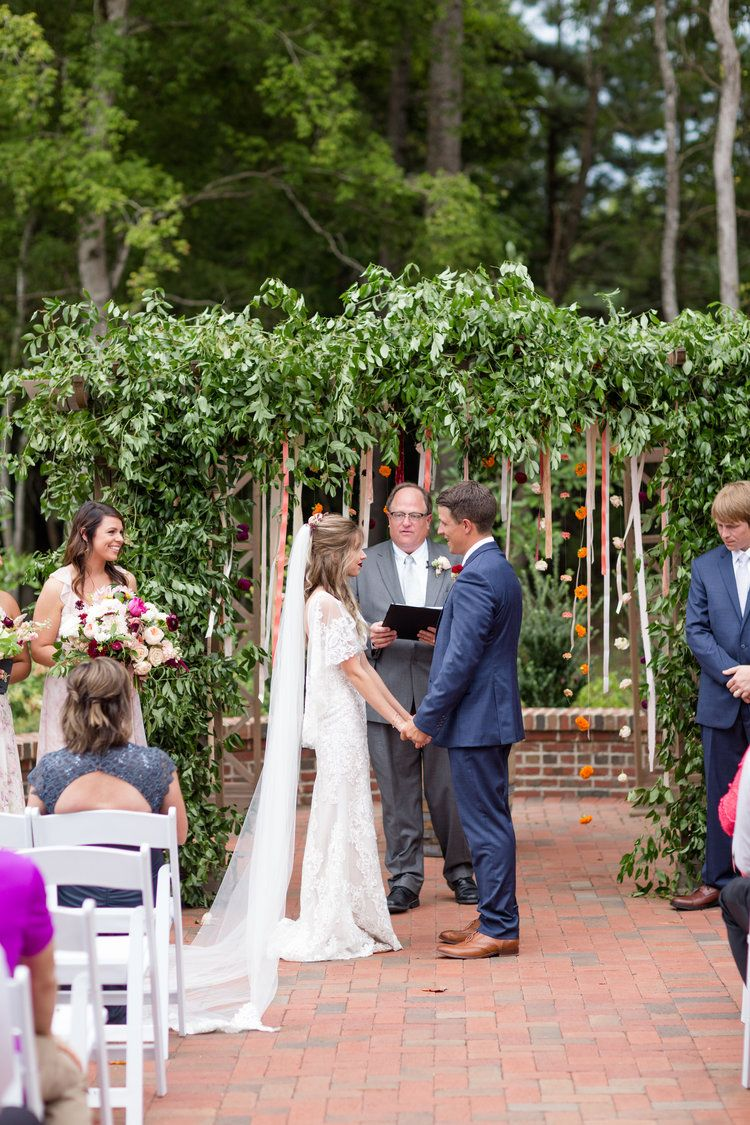 Discovering your wedding style the barn of chapel hill